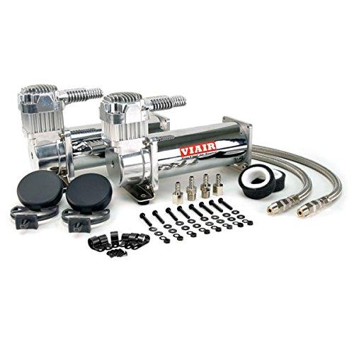 Kompressor VIAIR 444C Dual Förderleistung 100 L/ Minute, 12 Volt , stationär