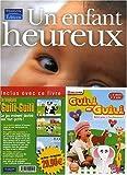 Un enfant heureux - Faites des choix éducatifs avertis grâce aux récentes découvertes scientifiques (1Cédérom) - Pearson Pratique - 04/12/2008