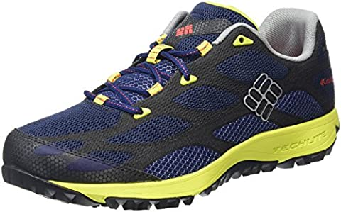 Columbia Conspiracy Iv Outdry Herren Outdoor Fitnessschuhe, Blau (Cousteau/Spicy 434),