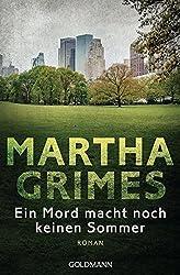 Ein Mord macht noch keinen Sommer: Roman