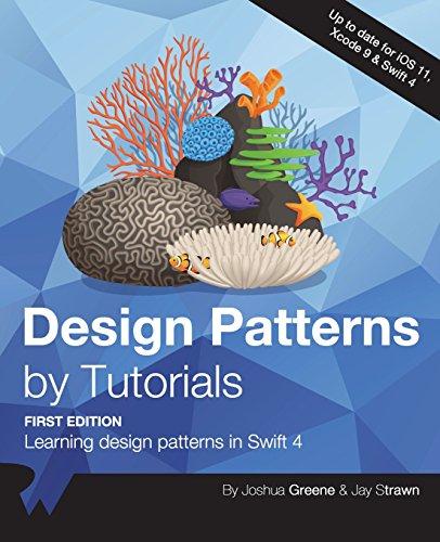 Design Patterns by Tutorials: Learning design patterns in Swift 4 por raywenderlich.com Team