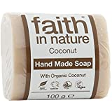 2 Bars of Faith in Nature Soap And Bamboo Zoo Face Flannel