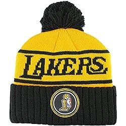 Baloncesto NBA Los Angeles Lakers Campeonato barrar gorro con Pom