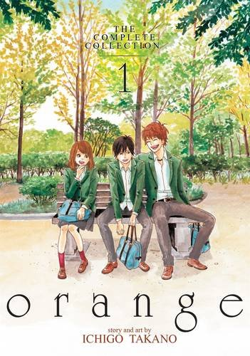 Orange: The Complete Collection por Ichigo Takano