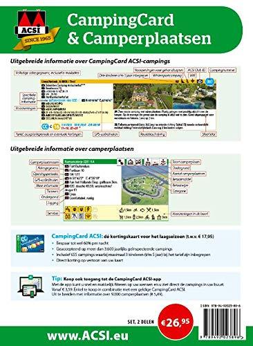 CampingCard & Camperplaatsen 2020: set 2 delen (ACSI Campinggids) 2
