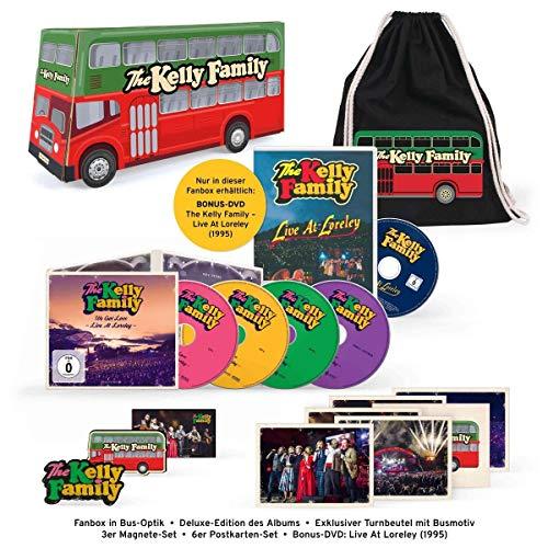 We Got Love-Live at Loreley (Ltd.Fanbox) Bus-boxen