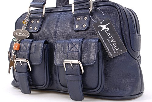Borsa a spalla in pelle di Catwalk Collection