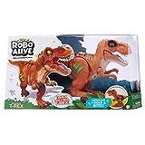 Tobar 7110B Robo Alive Robot Dinosaure Orange