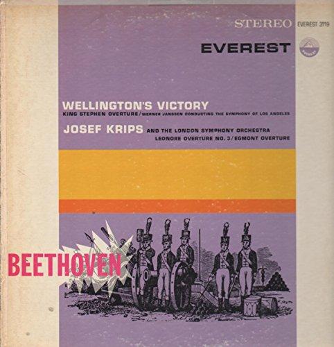 Wellington's Victory, Josef Krips [Vinyl LP] -