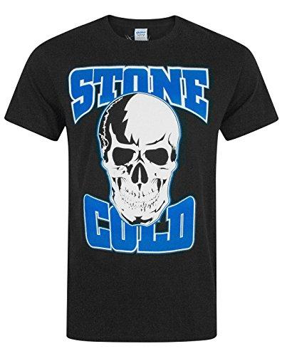 Uomini-WWE-Stone Cold Steve Austin-Maglietta
