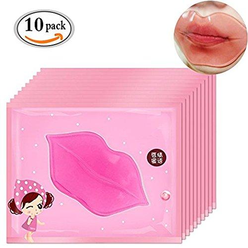 travelmall-10-x-pink-woman-lippenpads-beautytrend-lippenpad-mit-hyaluronsaure-und-collagen-fur-mehr-
