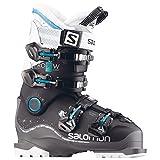 Salomon Damen Skischuhe X Pro 90 W Schwarz/Grau (718) 27,5