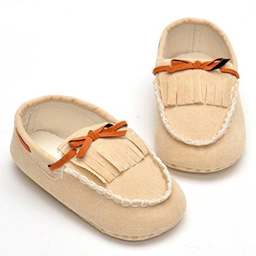 Fire Frog  Loafers-shoes,  Baby, Jungen Slipper Beige