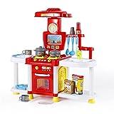 YKS Giocattolo di plastica Cucina Mini Tikes Conservare cottura cucina playset Home Kitchen Set