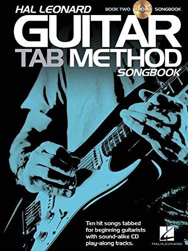 Hal Léonard guitar tab method: songbook 2 guitare+CD (Hal Leonard Guitar Tab Method)