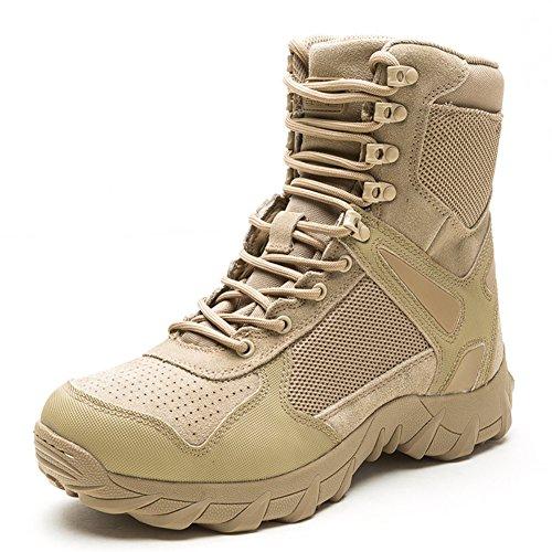 scarpe da uomo autunno-inverno/Polacchini/Outdoor scarpe da trekking-A Lunghezza