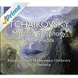 Tchaikovsky, P.I.: Manfred Symphony / Voyevoda