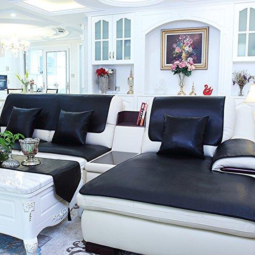 YEARLY 100% Wasserdicht Sofabezug, Sofa-Überwürfe Europäische Schmutzabweisend Anti-rutsch...