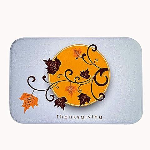 Deep Purple Verona - whiangfsoo Happy Thanksgiving avec Maples feuilles doux
