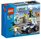 LEGO City 7279 - Polizei Minifigurensammlung