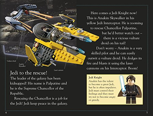 LEGO® Star Wars Revenge of the Sith (Dk Readers Level 3)