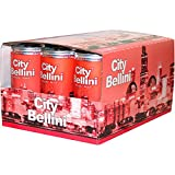 60 Dosen City Bellini 5,5% aromatisierter Cocktail Vol. 60 x 200ml