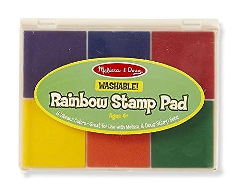 Rainbow Stamp Pad - Melissa & Doug