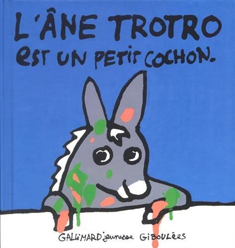 L'âne Trotro est un petit cochon