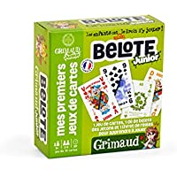 Grimaud - Belote Junior - Jeu de cartes