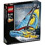 Lego Technic 42074 - Yacht da Gara