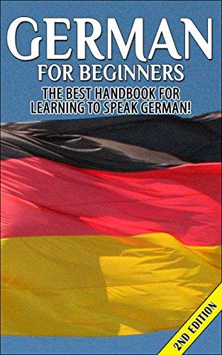 Basic German Language Book