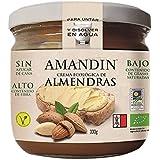 Amandin Crema de Almendras - Paquete de 12 x 330 gr - Total: 3960 gr
