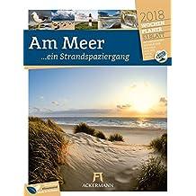 Am Meer 2018 - Wochenplaner