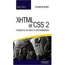XHTML et CSS 2