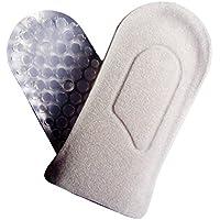Hand® erhöhen Komfort Silikon Heel Lift Schuh Einsätze–2Schichten Max Höhe Erhöhen 20mm preisvergleich bei billige-tabletten.eu