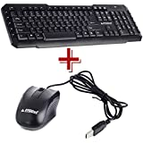 Prodot Keyboard And Mouse Combo Pack