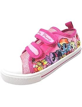 'My Little Pony' Zapato de Tacón de Lona de Lona Chica