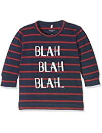 NAME IT Baby-Jungen Langarmshirts Nitsile Ls Top Mznb Ger