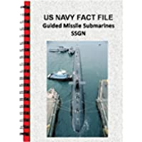 US Navy Fact File Guided Missile Submarines - SSGN (English Edition)