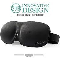 Schlafmaske für Frauen & Männer, PaiTree Augenmaske zum Schlafen, 3D konturierte, bequeme ultraweiche Schlaf-Augenmaske... preisvergleich bei billige-tabletten.eu