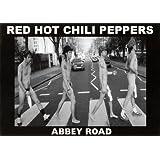 """Poster de música de PAPEL. Red Hot Chili Peppers en Abbey Road. Medida estandarizada """"A1"""" aprox. 84,1 x 59,4 cm."""