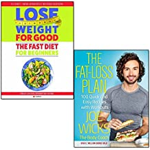 fat-loss plan and lose weight for good fast diet for beginners 2 books collection set - weight loss with intermittent fasting, 100 quick and easy recipes with workouts