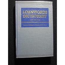 Loanwords Dictionary