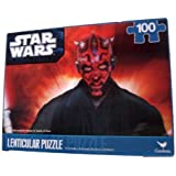 Star Wars 100pc Lenticular 3D Puzzle by Cardinal