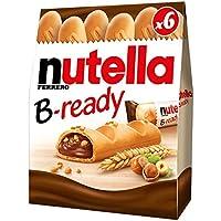 Ferrero Nutella B-ready, 4er Pack (4 x 132 g)