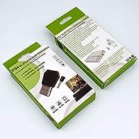 EasyBuying USB Ladestation St/änder f/ür Playstation 4 PS4 Gaming Controller Ladehalterung mit Kabel
