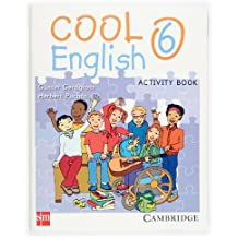 Cool English. 6 Primary. Activity book - 9788434898080