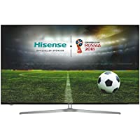 HISENSE H55U7A TV LED Ultra HD 4K, HDR Perfect, Ultra Colour, Super Slim Metal Design, Smart TV VIDAA U, Ultra Dimming, Tuner DVB-T2/S2 HEVC HLG - Trova i prezzi più bassi su tvhomecinemaprezzi.eu