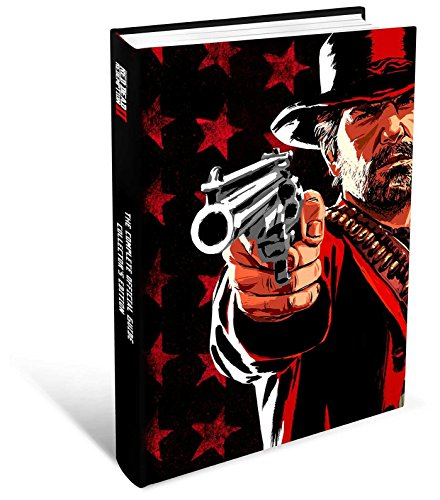 Price comparison product image Red Dead Redemption 2: The Complete Official Guide Collector's Edition