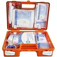 Professioneller-Erste-Hilfe-Koffer, detektierbarer Verbandkoffer, Rot-Kreuz-Koffer, Verband-Medizin-Koffer, orange... preisvergleich bei billige-tabletten.eu